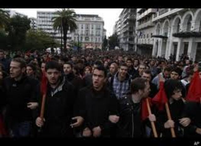 Greek Riot