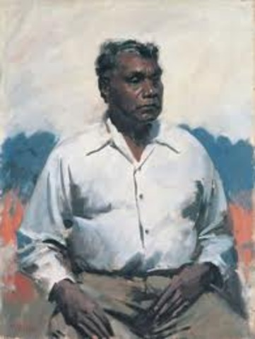 Albert Namatjira dies