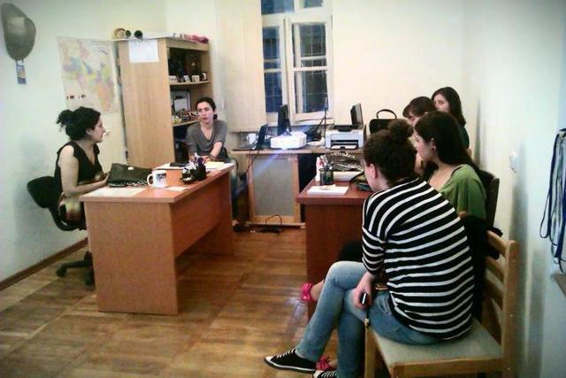 Multimedia class starts