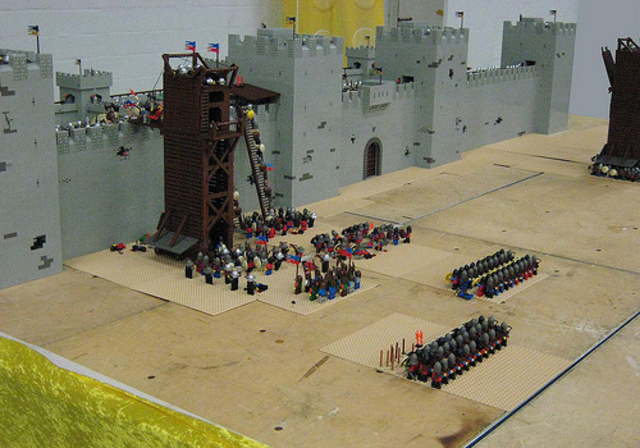 LEGO Medieval History - Events timeline | Timetoast timelines