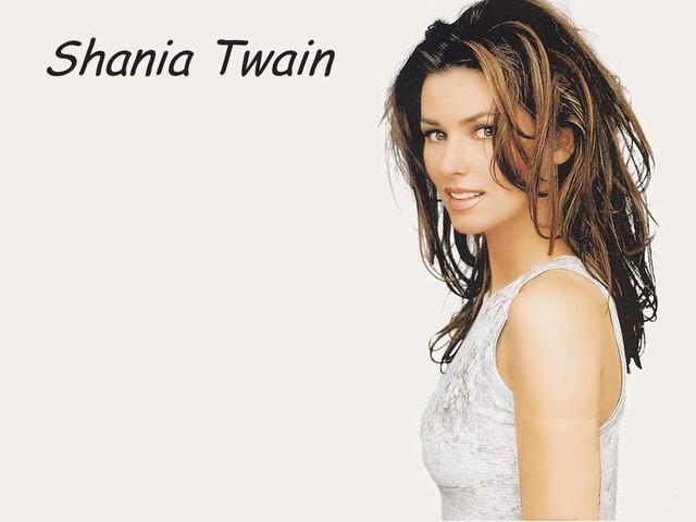 Miss Shania Twain