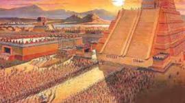 Jouney of the Aztecs  timeline