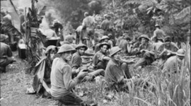The Kokoda Trail Campaign timeline