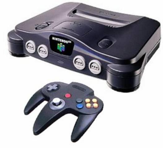 "Nintendo Released ""Nintendo 64"""