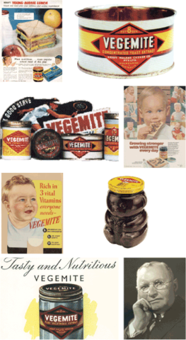 The Naming of Vegemite