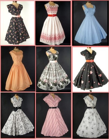 Australian Clothing in 1950