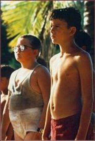 lord of the flies piggys 3 Piggy is described in the first chapter as being very fat and shorter than the boy with fair hair, ralph he wears thick glasses and a greasy wind-breaker jacket piggy has thinning short hair.