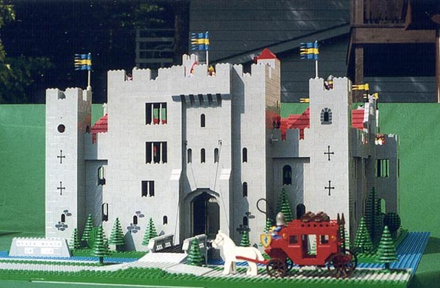 LEGO Medieval History - Places timeline | Timetoast timelines