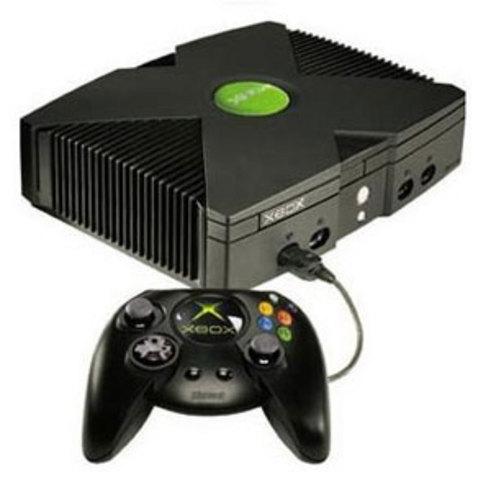 Xbox Released.