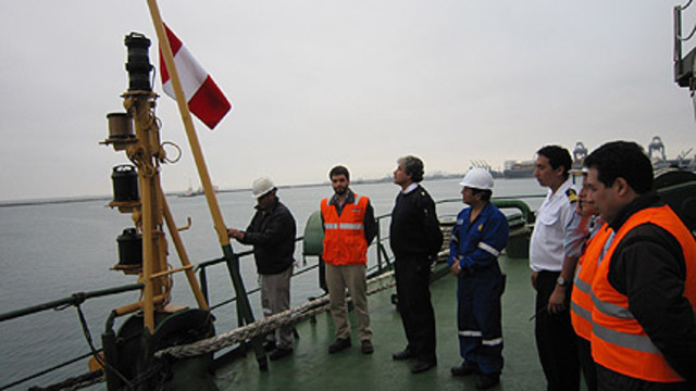 CNP adquiere primer barco portacontenedores