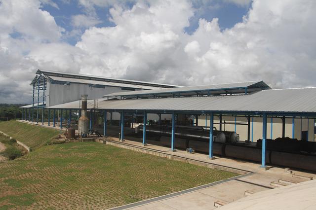 Grupo Palmas inaugura planta de aceites en Loreto