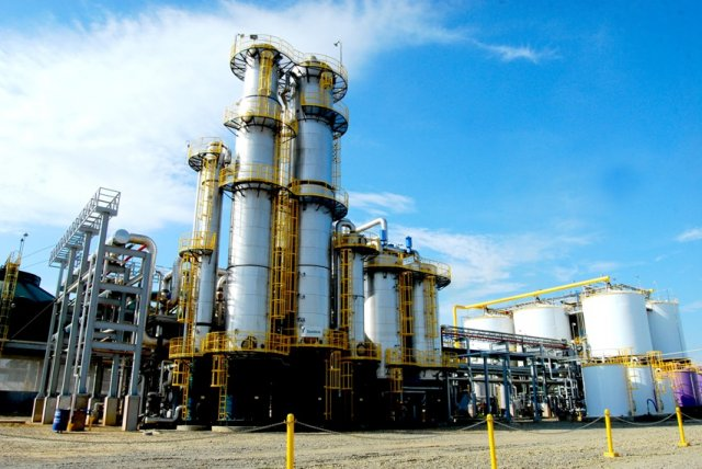 Caña Brava inicia operaciones en planta de etanol