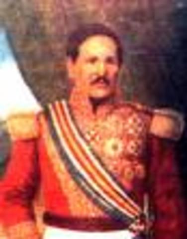 Dictadura de Rafael Carrera