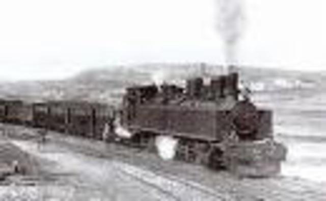 Introducción del ferrocarril en Guatemala