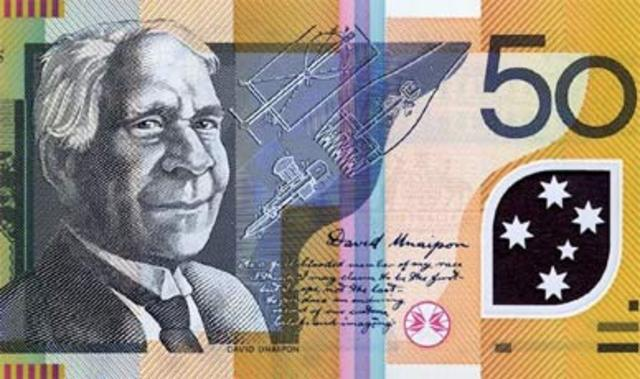 Featured on the $50 note