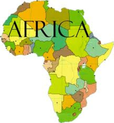 Going to Africa