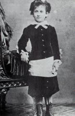 Nacimento de Maria Montessori