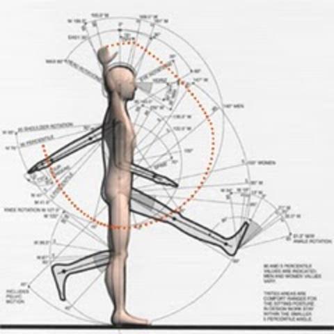 Historia de la ergonom a timeline timetoast timelines for Caracteristicas de la ergonomia