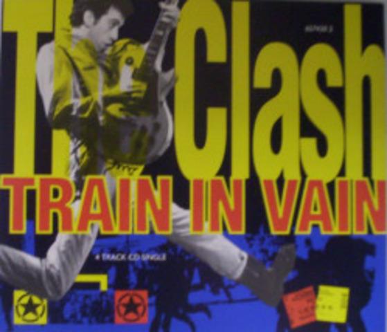 train in vain is released