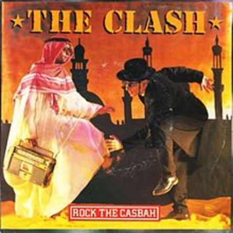 rock the casbah is released