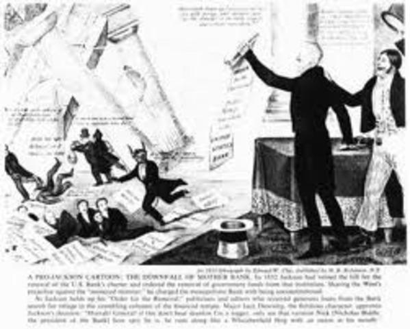 vetoes recharter of BUS 1832