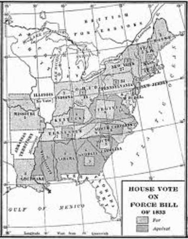 Force Bill 1833