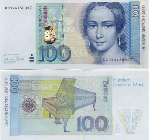 Deutsche Mark Introduced