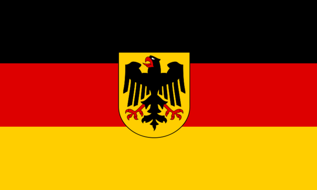 Federal Republic of Germany formed