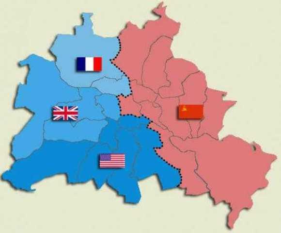 Four Power Agreement on Berlin