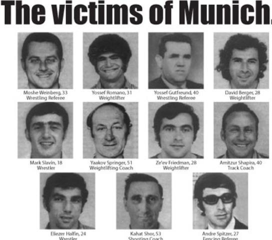 Munich Massacre at 1972 Olympics