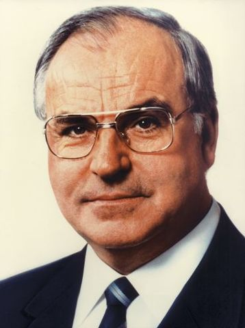 Helmut Kohl becomes Chancellor