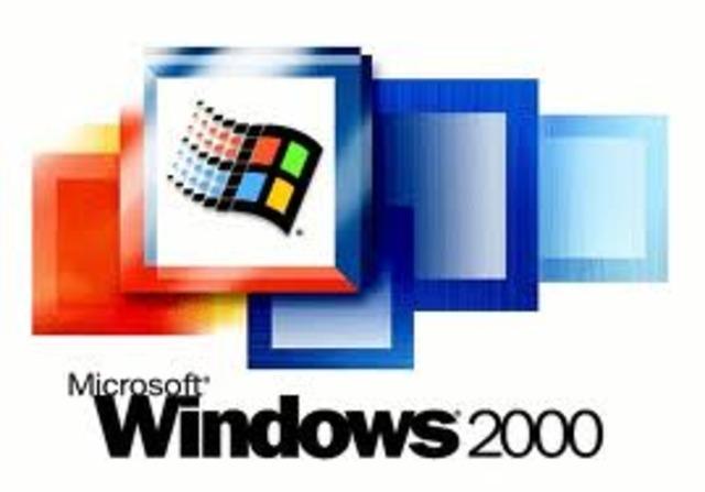 Es lanzado el sistema operativo Windows 2000 por Microsoft.