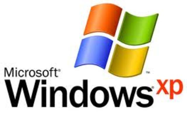 Se lanza el sistema operativo Windows XP por parte de Microsoft.