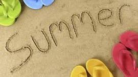 My Summer timeline