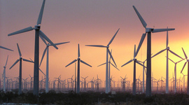 A Brief History of the development of Wind Power timeline