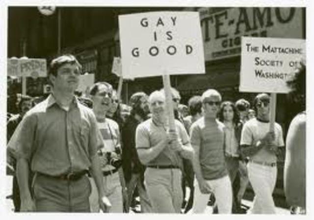 1965 Dr Frank Kameny: