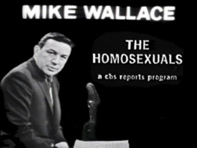 The First Antigay Television Broadcast: