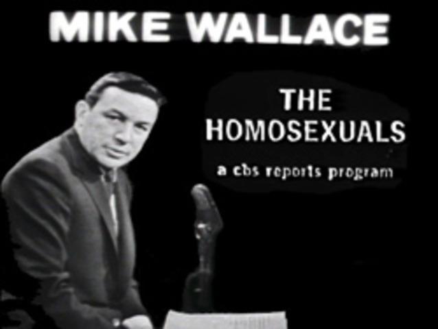 Cbs the homosexuals