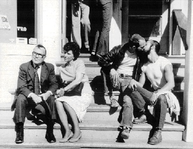 Gay rights movement 1960s