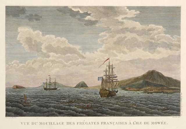 HMS Supply arrives in Botany Bay