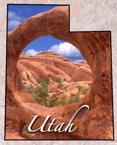 Born in Utah