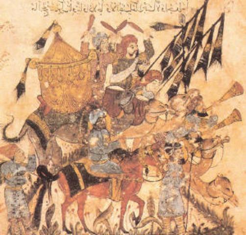 Invasión Arabe
