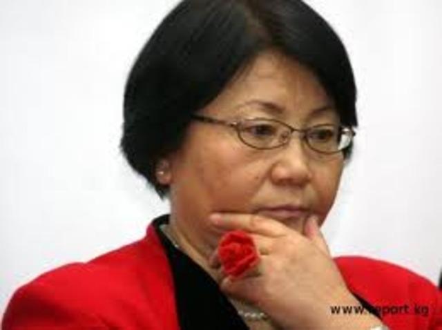 Отунбаева