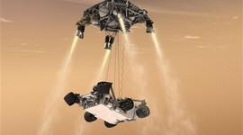 Curiosity on Mars timeline