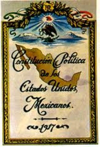 Constitución de 1917 (vigente)