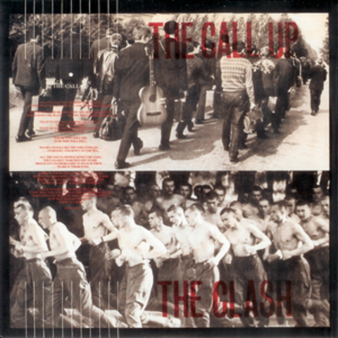 'The call up' is released