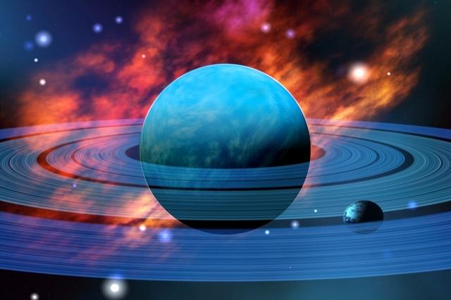 Neptune Founded