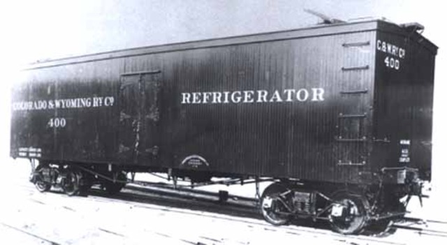Who Invented The First Car >> Refrigerator Car By J.B. Sutherland timeline | Timetoast ...