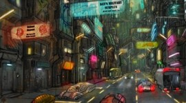 5 Key moments in the History of Cyberpunk timeline