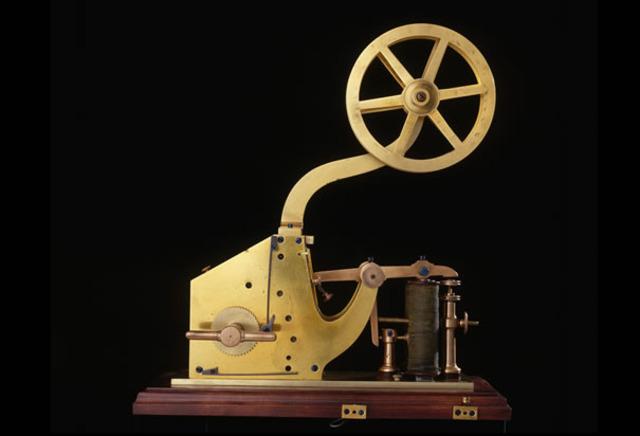 first telegraph machine - photo #14